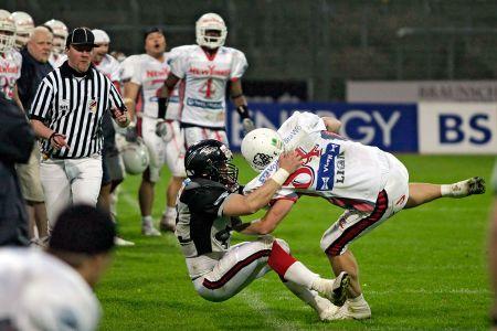 Braunschweig Lions - Cologne Falcons