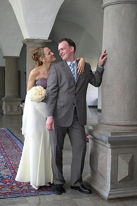 Hochzeit Karin und Oliver, Porträts