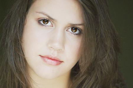 Portrait von Louise